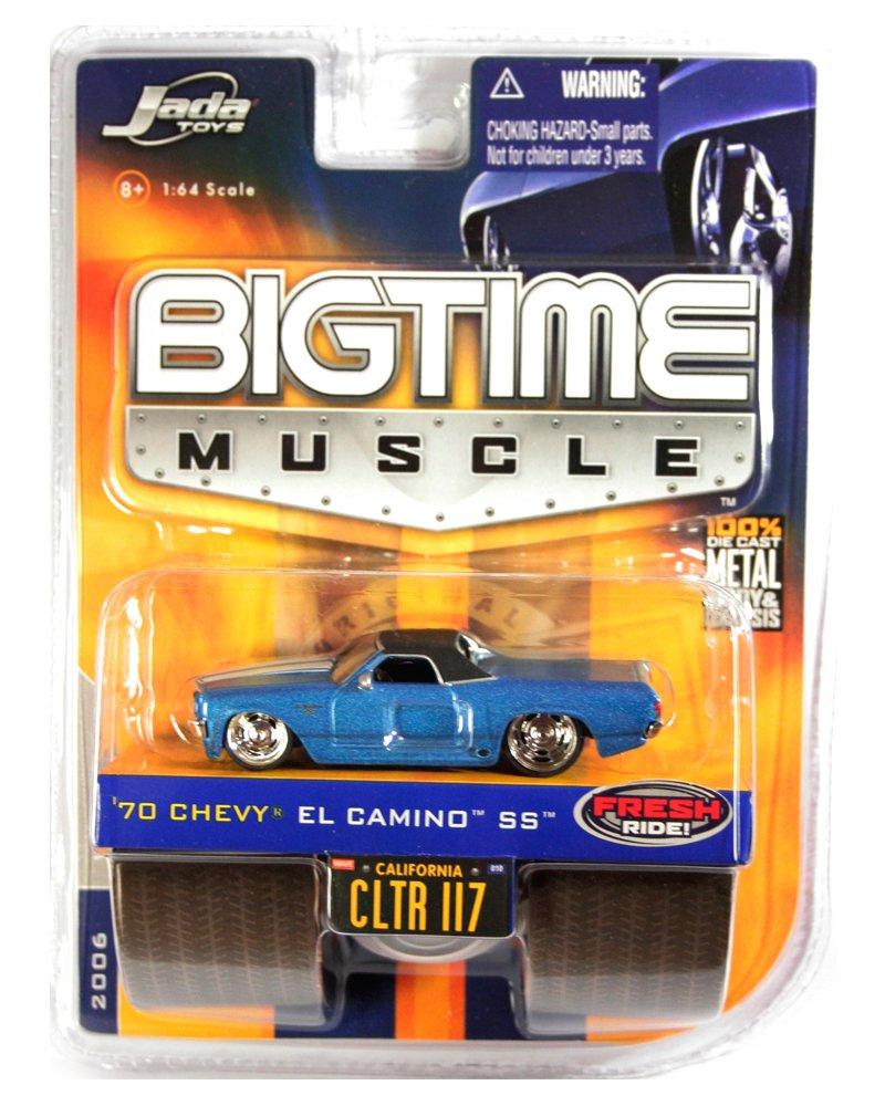 Jada BigTime Muscle 1970 El Camino SS