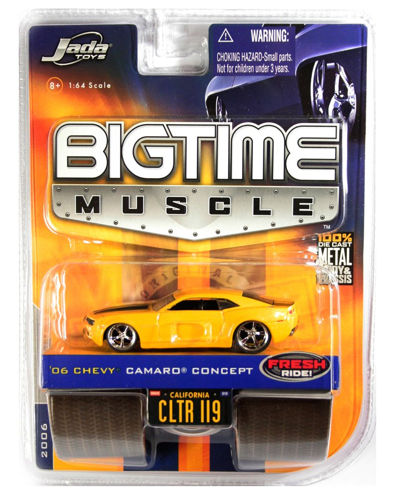 Jada BigTime Muscle 2006 Chevy Camaro Concept