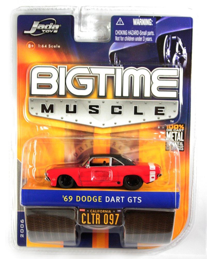 Jada BigTime Muscle 1969 Dodge Dart GTS