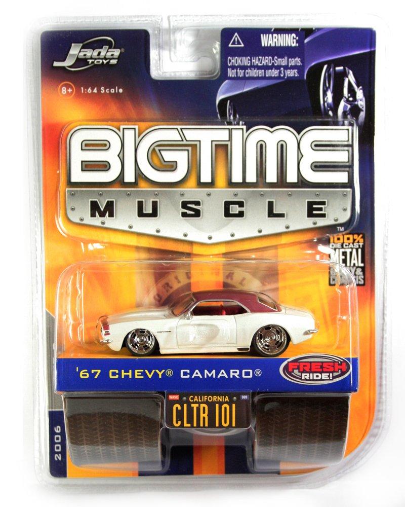 Jada BigTime Muscle 1967 Chevy Camaro