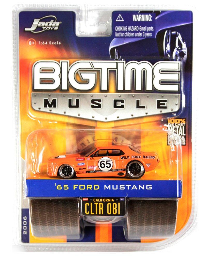Jada BigTime Muscle 1965 Ford Mustang