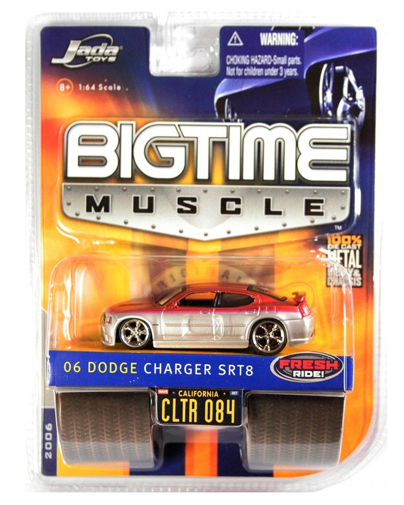 Jada BigTime Muscle 2006 Dodge Charger SRT8