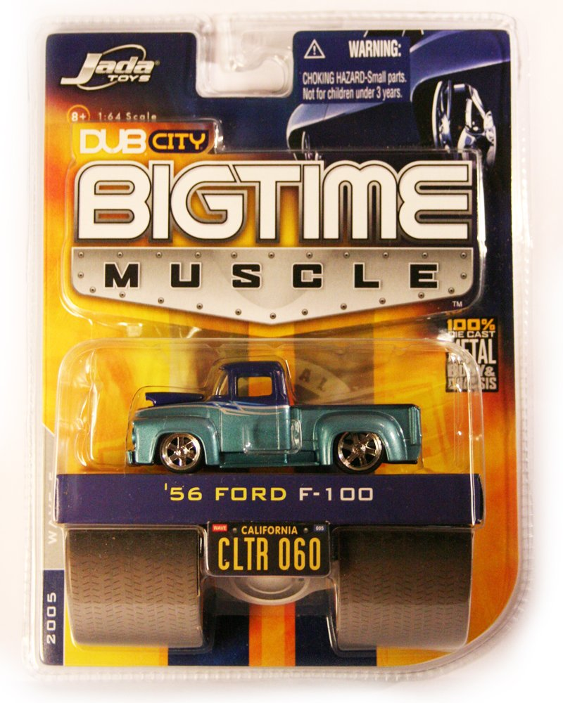 Jada BigTime Muscle 1956 Ford F-100