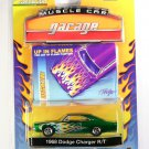 GreenLight 1968 Dodge Charger R/T GREEN MACHINE LICENSED SAMPLE