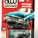 Auto World ULTRA RAW CHASE 1961 Dodge Dart Phoenix - 1 OF 10 - RELEASE 1