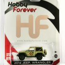 GreenLight 2014 Jeep Wrangler Hobby Forever - Indonesia PROMO ONLY