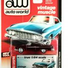 Auto World 1961 Dodge Dart Phoenix ULTRA RED CHASE
