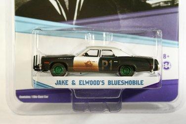 GreenLight GREEN MACHINE 1974 Dodge Monaco Bluesmobile Blues Brothers Hollywood