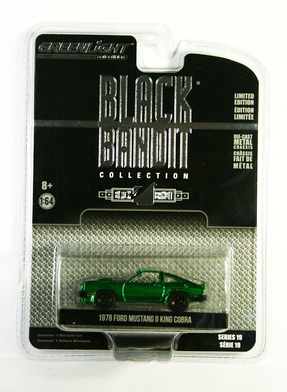 GreenLight GREEN MACHINE 1978 Ford Mustang II King Cobra ...