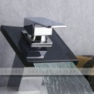 NEW**singal hole Waterfall basin Faucet 8217 chrome finish