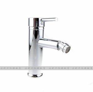 NEW Contemporary Brass Bidet Faucet - Chrome Finish 1523