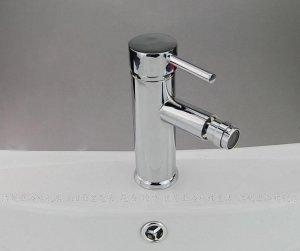 NEW Contemporary Brass Bidet Faucet - Chrome Finish JN8465