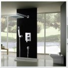 NEW** wall mount shower  Faucet chrome  finish JN8