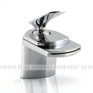 NEW** Waterfall basin Faucet 8326.1 chrome finish