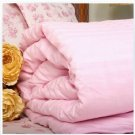 NEW Mulberry 100% Silk Pink Crib/Toddler Down Alternative (For Warm Winter) 1kg