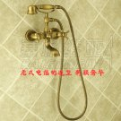 NEW** wall mount shower  Faucet antique brass finish sw-sw-86052