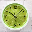 Lemon Silce Design Wall Clock