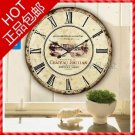 Country House Wall Clock  0239