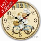 Country House Wall Clock 0013