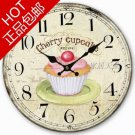 Country Life Wall Clock 0041