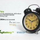 Night Light Mute Alarm Clock (Color Randomly Sent) MC6F202M