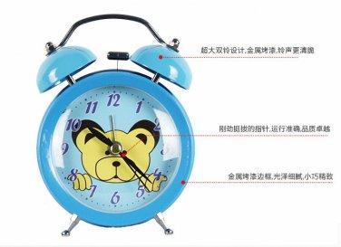 Polaris Classic Mute Alarm Clock (Color Randomly Sent) BJX-3
