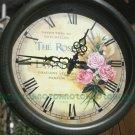 Autique Design Metal Wall Clock