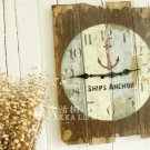 Country Style Wall Clock - HM