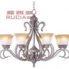 European-Style Classic 8 Light Chandelier  CH002-8-06