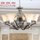 European Transitional Chandelier Light with 8 Lights Up CH076-8-41