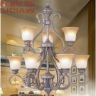 European-Style Classic 9 Light Chandelier CH002-9-06