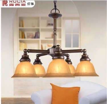American-Style Classic 5 Light Chandelier CH177-5-30