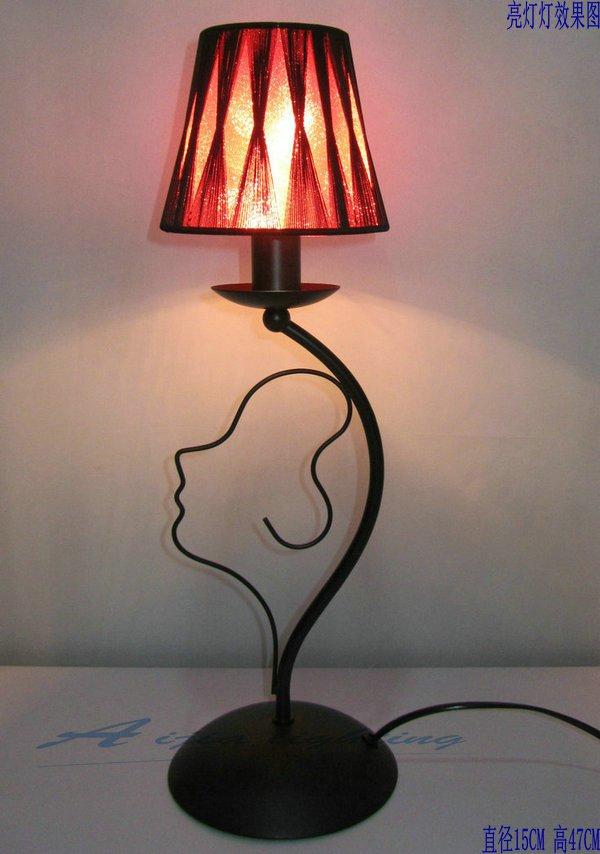 Modern Creative Table Lamp  1010/1P