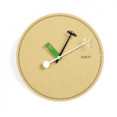 Environmental Style Wall Clock - SK1005