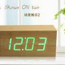 Voice Control Alarm Clock - CJG02