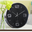 "12""H Modern Style Brief Mute Wall Clock - LEYU8014-5"