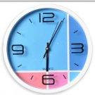 "12""H Modern Style Mute Wall Clock - LEYU6096-1"