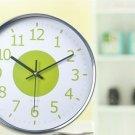 "12""H Modern Style Mute Wall Clock- LEYU8041-1"