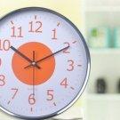 "12""H Modern Style Mute Wall Clock- LEYU8041-5"