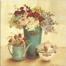 Stretched Canvas Print Still Life Classic Style - K003