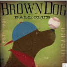 Dog Breed Animal Canvas Print - MHB013