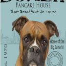 Dog Breed Animal Canvas Print - MPF015