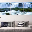 Stretched Canvas Art Landscape Set of 3 - YAYI308