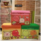 Cartoon Visual Solid Storage Bag  3 Set- --TZETSETM