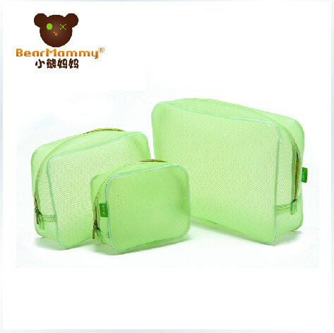 Set Of 3 Multifunctional Waterproof Portable Travel Storage Bags--- TSN002SET