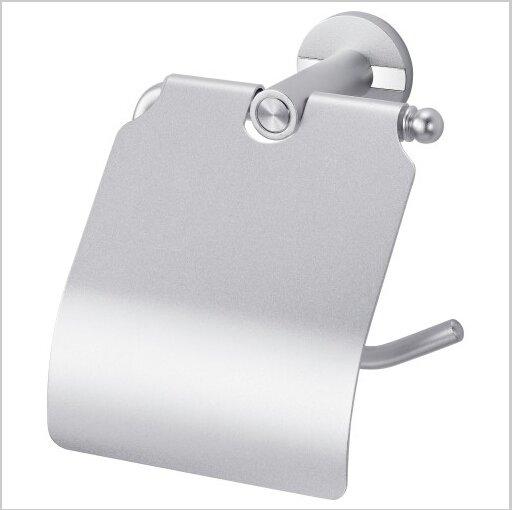 Bathroom Aluminium Paper Towel Holder Chrome finish 0414