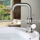 Contemporary Nickel Brushed One Hole Single Handle Brass Kitchen Faucet--000033