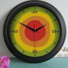 "15""H Retro Style Metal Wall Clock - YGMW(BOLI034JYB)"