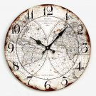 """14""""Euro Country Wall Clock - YGMW14002"""
