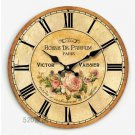 """14""""Euro Country Wall Clock - YGMW14005"""